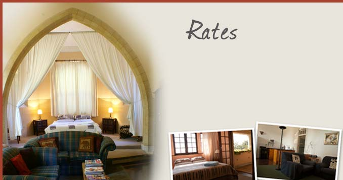 rates for TopSail House